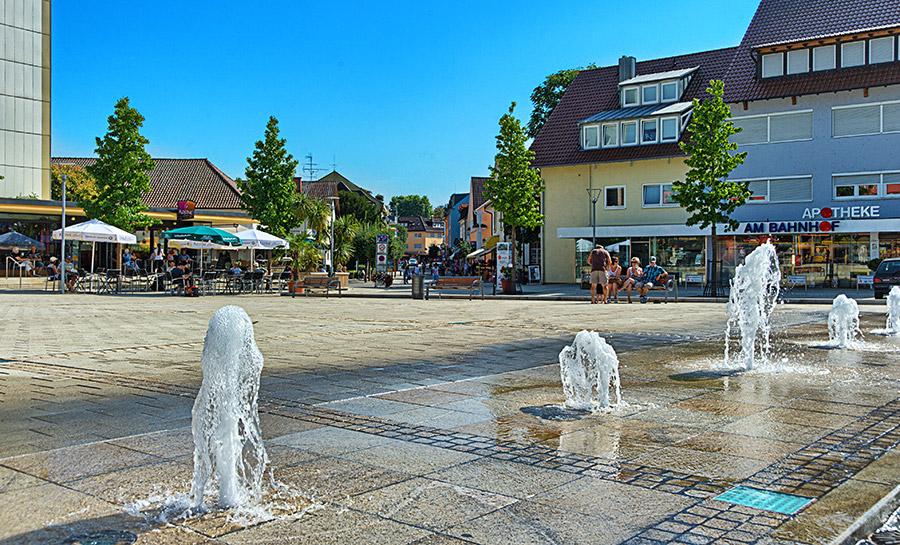 Umgebung Ausflüge Ferienwohnungen Am Mühlenbach Bad Krozingen